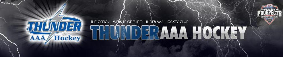 NAPHL: Thunder AAA Hockey Club